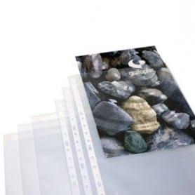 Fundas Transparentes Polipropileno Folio - 16 Taladros