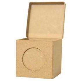 Caja con hueco para foto Décopatch BT001O
