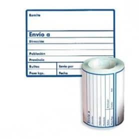 Etiqueta Envío agencia