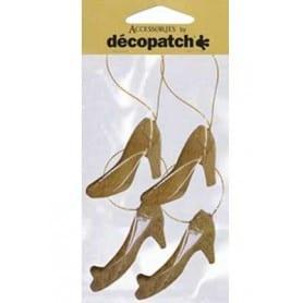 Par de Zapatos AC351O