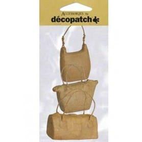 Pack 3 bolsos de mano AC352O
