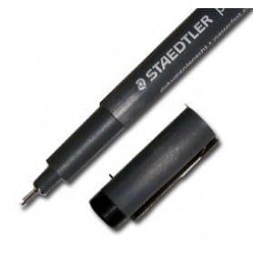 Rotulador calibrado Staedtler Punta 0,1 mm