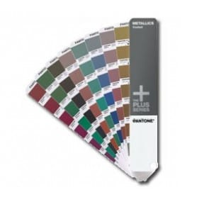 Guía de color PANTONE Metallic guide