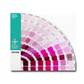 Guía de color PANTONE Color bridge coated