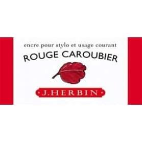 Tintero HERBIN rojo caroub 1 Frasco 30 ml