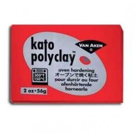 Arcilla Polimérica Kato Rojo 56 gr