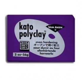 Arcilla Polimérica Kato Violeta 56 gr
