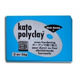 Arcilla Polimérica Kato Turquesa 56 gr