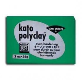 Arcilla Polimérica Kato Verde 56 gr