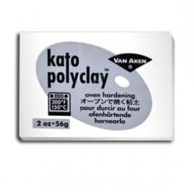Arcilla Polimérica Kato Blanco 56 gr