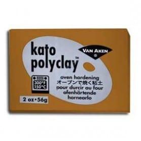 Arcilla Polimérica Kato Marrón 56 gr