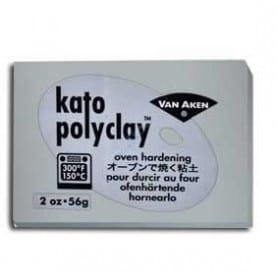 Arcilla Polimérica Kato Plata 56 gr