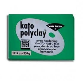 Arcilla Polimérica Kato Verde 354 gr