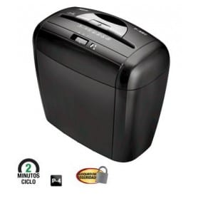 Destructora Fellowes P-35C Negra