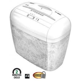 Destructora Fellowes P-35C Blanca