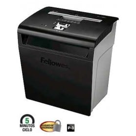 Destructora Fellowes P-48C Negra