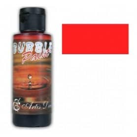 Tinte Bubble Paint n 6 Rojo