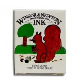 Tinta china Winsor & Newton Siena Tostada
