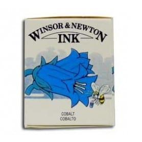 Tinta china Winsor & Newton Azul Cobalto