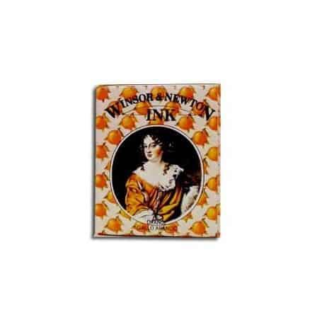 Tinta china Winsor & Newton Naranja