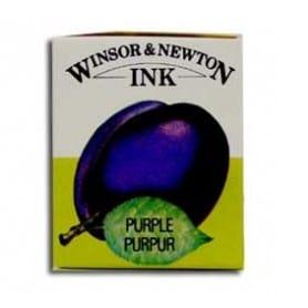 Tinta china Winsor & Newton Púrpura