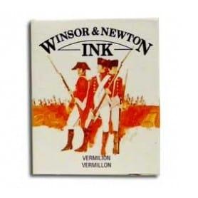 Tinta china Winsor & Newton Bermellón