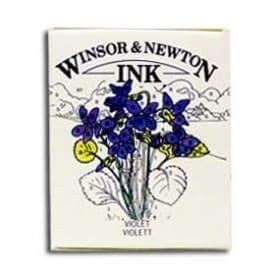 Tinta china Winsor & Newton Violeta