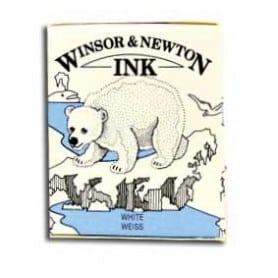 Tinta china Winsor & Newton Blanco