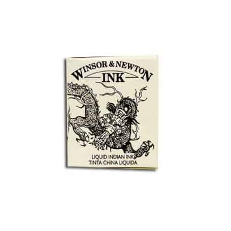 Tinta china Winsor & Newton Tinta Indian
