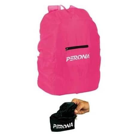 Funda impermeable para mochila Rosa