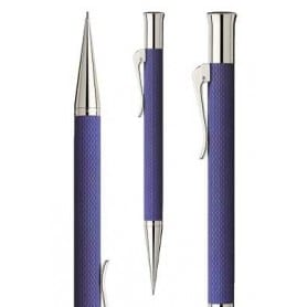 Portaminas Graf Von Faber-Castell Guilloche Azul