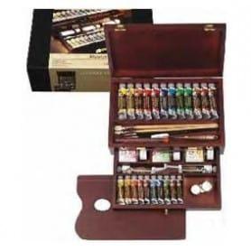 Óleo Rembrandt Caja Master