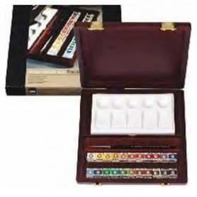Acuarela Rembrandt pastillas Caja tradicional