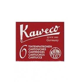 Cartucho tinta Kaweco Rojo