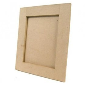 Marco rectangular plano Décopatch