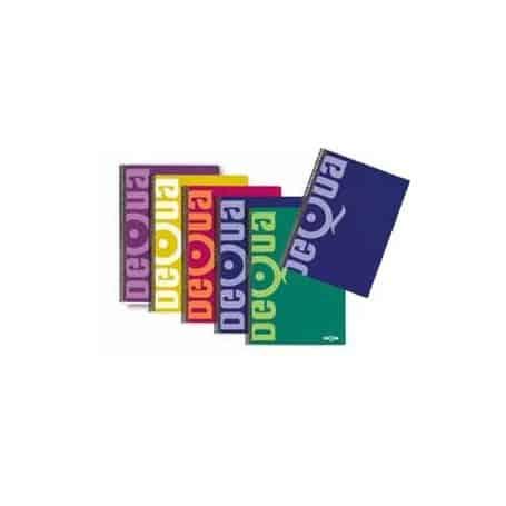 Cuaderno Dequa Cuadriculado 1/4 - 210 x 148,5 mm