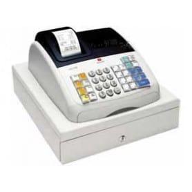 Máquina registradora Olivetti ECR - 7700