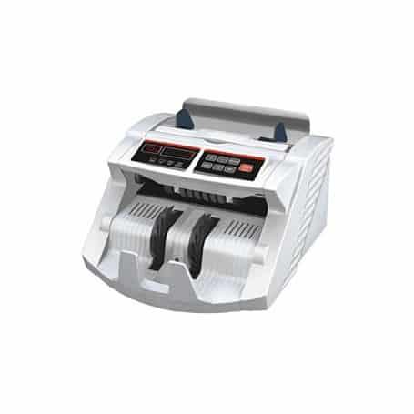 Contadora detectora de billetes HE-3000