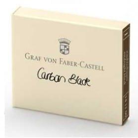 Cartuchos Graf Von Faber-Castell Carbon black