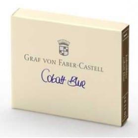 Cartuchos Graf Von Faber-Castell Cobalt blue