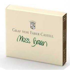 Cartuchos Graf Von Faber-Castell Moss green