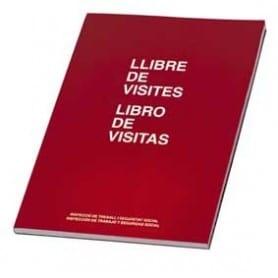 Libro de Visitas Catalán -Castellano
