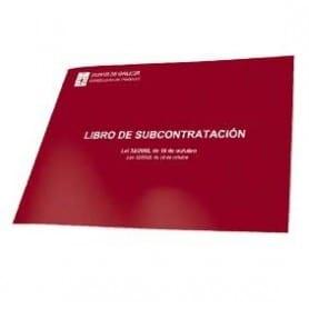 Libro de Subcontratación Gallego - Castellano