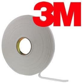 Cinta adhesiva polietileno 3M 9536
