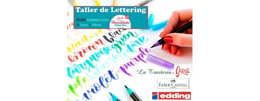 Curso Lettering Colour Happy