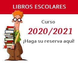 Vuelta al Cole. Reserva Material Escolar Curso 2020 - 2021