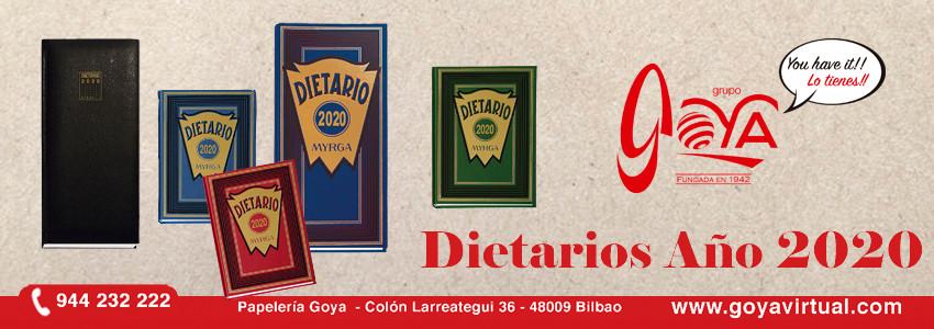 Dietarios 2020
