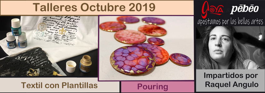 Talleres Octubre 2019