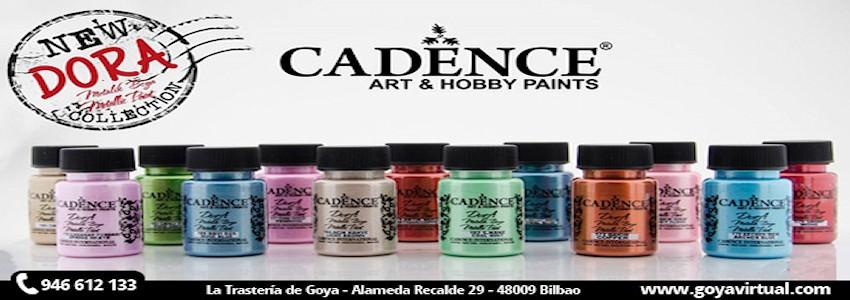 Pinturas Cadence Dora